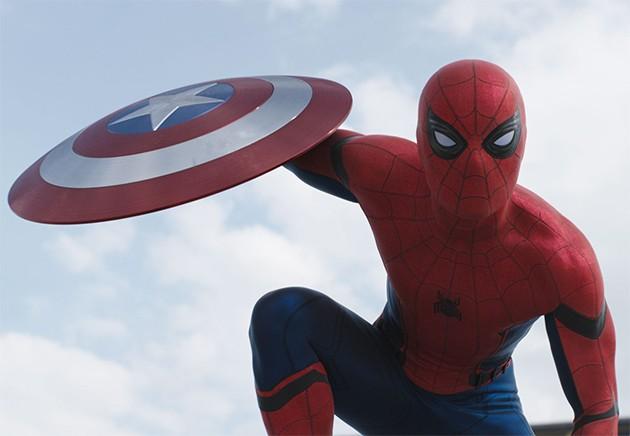 Homem-Aranha enfrenta Soldado Invernal em novo comercial de ...