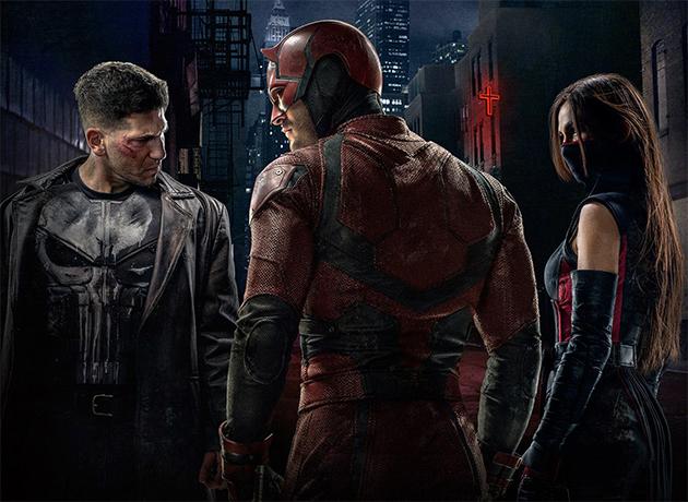 Personagens das séries não vão aparecer nos filmes da Marvel