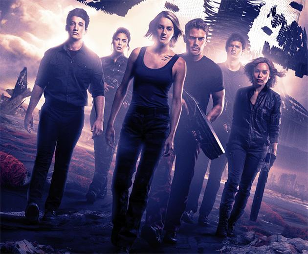 Final da saga Divergente pode ser lançado direto na televisão ...
