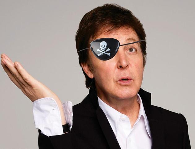 Paul McCartney vai participar de Piratas do Caribe: Os Mortos Não ...
