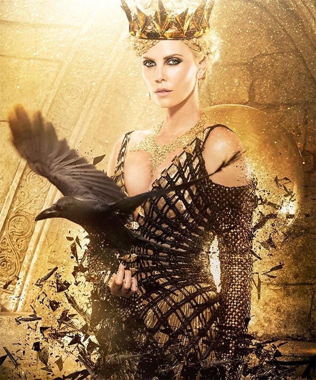 O Caçador e a Rainha do Gelo: Cena do filme mostra Charlize ...