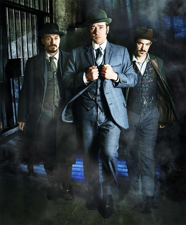 Ripper Street chega ao fim após a exibição da 5ª temporada ...