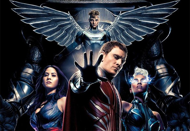 X-Men: Novo pôster reúne os Quatro Cavaleiros de Apocalipse ...
