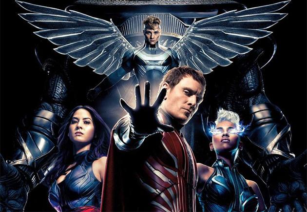 X-Men: Novo pôster reúne os Quatro Cavaleiros de Apocalipse