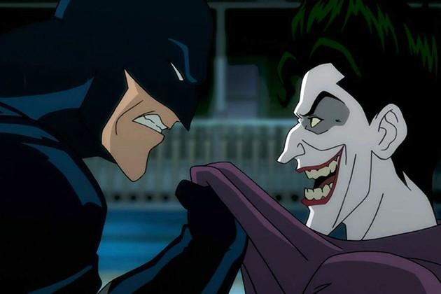 Batman: Animação inspirada na graphic novel A Piada Mortal ganha primeiro trailer
