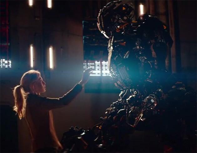 Kill Command: Trailer de sci-fi indie britânica mostra guerra robótica ...