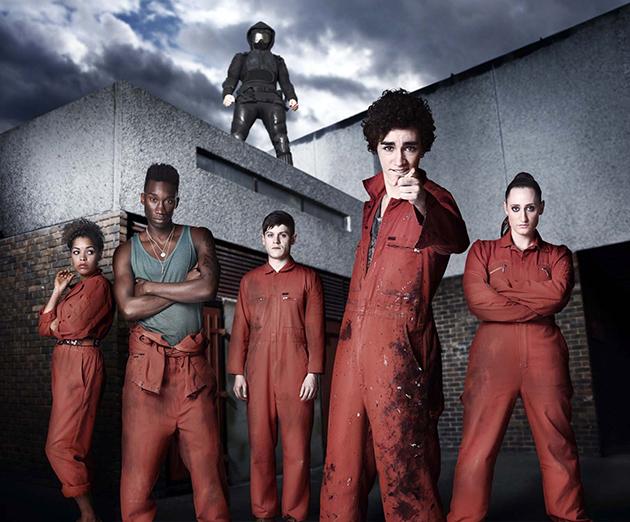 Série britânica Misfits vai ganhar remake americano - Pipoca Moderna