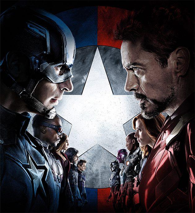 Capitão América: Guerra Civil tem maior lançamento de todos os ...