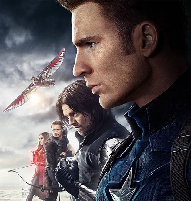 Capitão América: Guerra Civil já é a segunda maior bilheteria ...