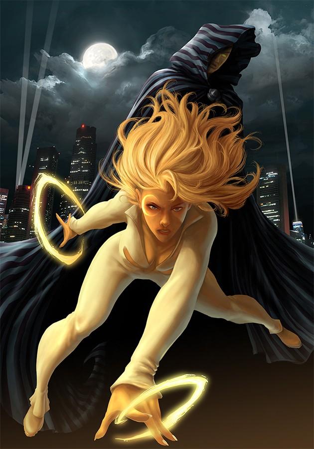 Manto e Adaga: Vem aí mais uma série de heróis da Marvel ...