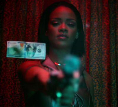 Rihanna é assassina sensual em clipe assinado pelo diretor de Spring Breakers
