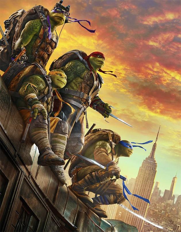 As Tartarugas Ninja 2: Novo trailer traz excesso de explosões ...