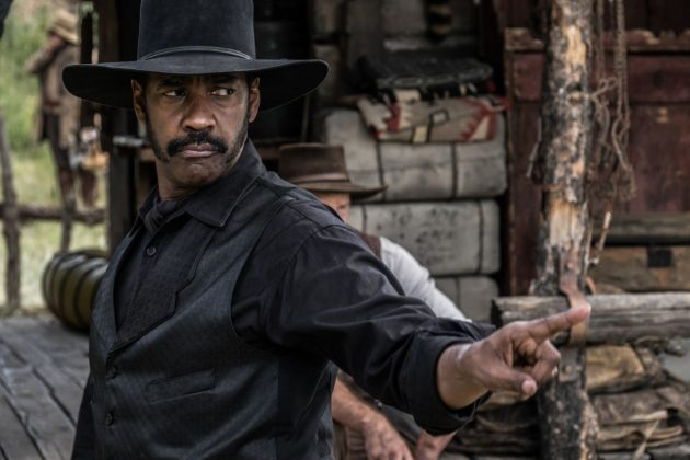 Sete Homens e um Destino: Denzel Washington lidera elenco ...
