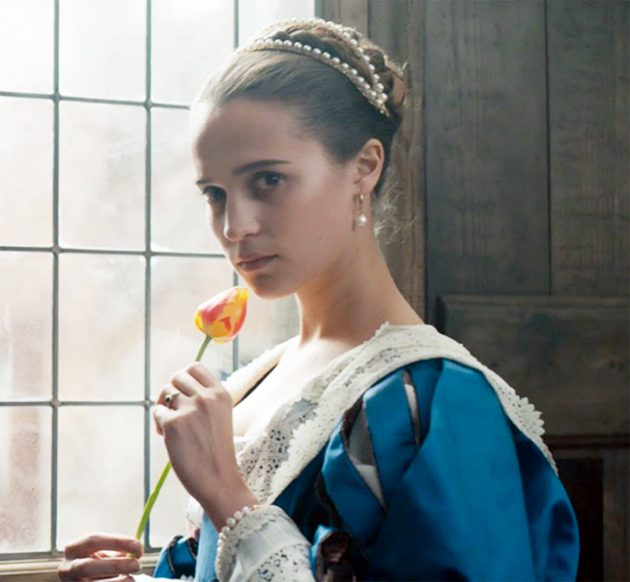 Alicia Vikander vive romance proibido em trailer de drama de época