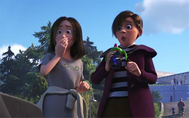 Procurando Dory pode mostrar o primeiro casal gay da Pixar ...