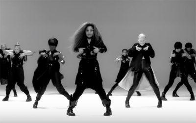 Janet Jackson lança novo clipe, igual aos que fazia há 27 anos