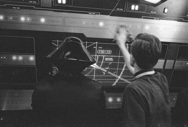 Diretor divulga fotos dos bastidores de Star Wars: Episódio VIII ...