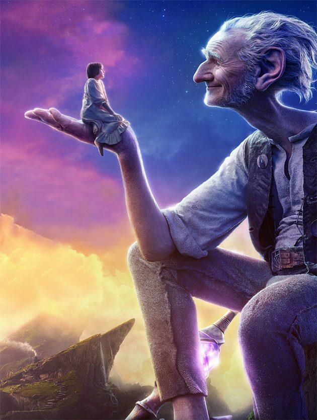 O Bom Gigante Amigo: Nova fantasia de Steven Spielberg ganha ...