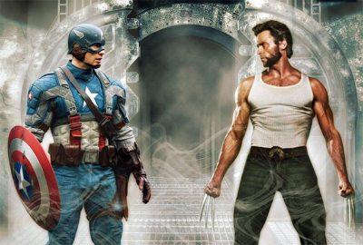 Intérpretes de heróis da Marvel querem crossover com os X-Men