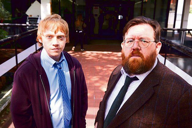Rupert Grint e Nick Frost vão estrelar nova série de comédia britânica