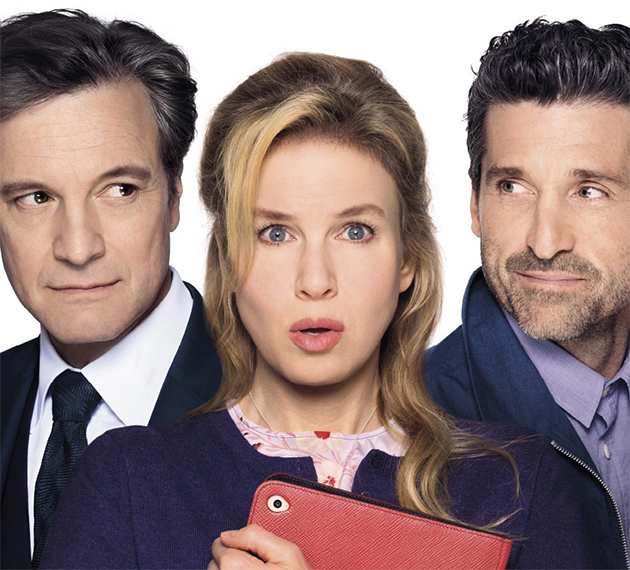 O Bebê de Bridget Jones: Colin Firth e Patrick Dempsey disputam ...