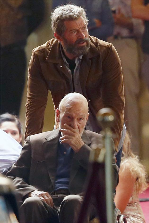 Wolverine: Novas fotos das filmagens confirmam participação de ...