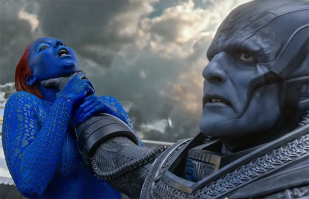 Outdoors de X-Men: Apocalipse geram polêmica por mostrarem ...