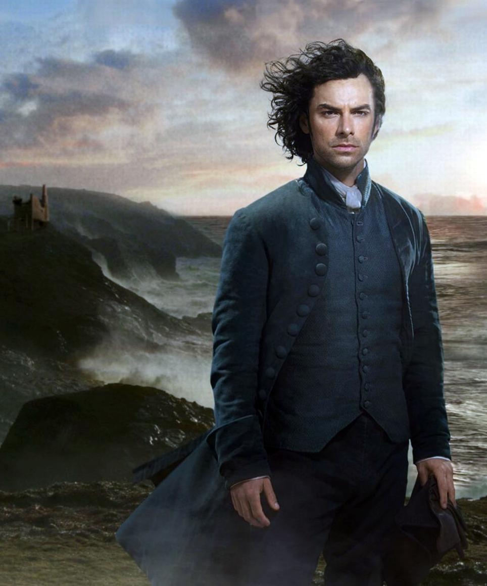 Sucesso britânico, série Poldark é renovada para a 3ª temporada ...