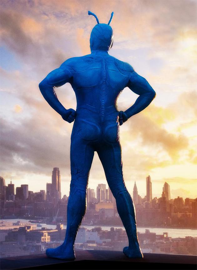 The Tick: Piloto da nova série do super-herói atrapalhado ganha ...