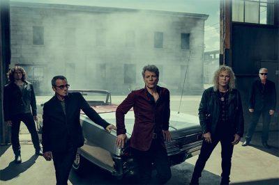 Bon Jovi retorna sombrio no primeiro clipe com a nova formação