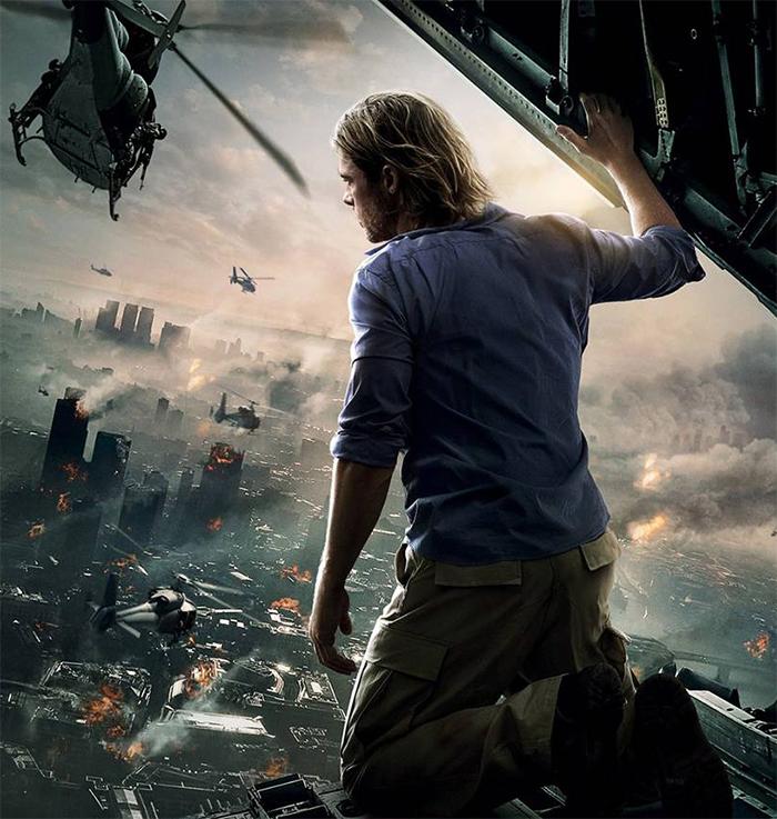 David Fincher negocia dirigir Brad Pitt na continuação de Guerra ...