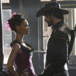 Westworld: Rodrigo Santoro e Thandie Newton ficam íntimos e espertos em vídeo de bastidores