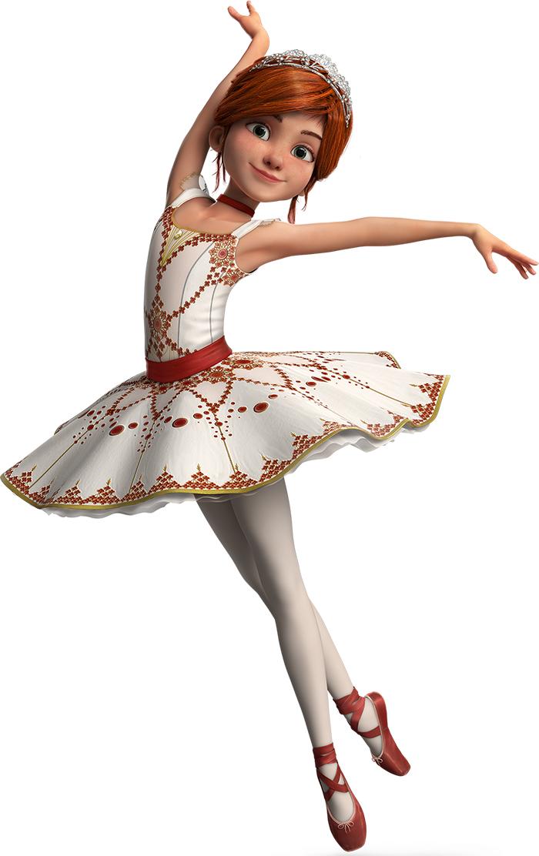 A Bailarina: Animação francesa com dublagem de Mel Maia ganha ...