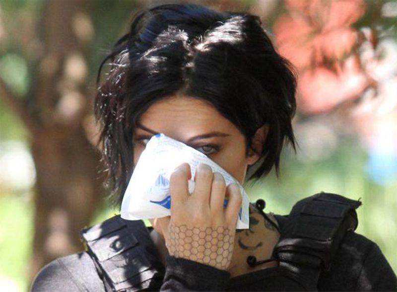 Blindstop: Jaime Alexander revela ter quebrado o nariz nas gravações da 2ª temporada
