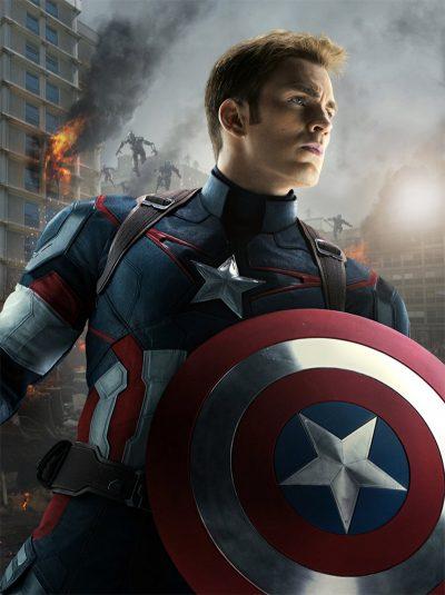 Chris Evans não será mais o Capitão América nos filmes da Marvel