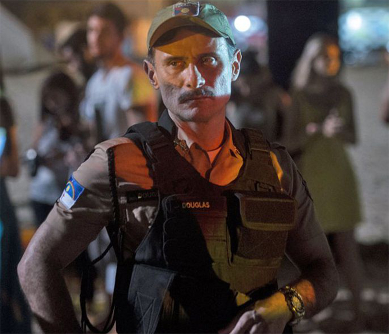 Polícia Militar do Rio protesta contra minissérie Justiça - Pipoca ...