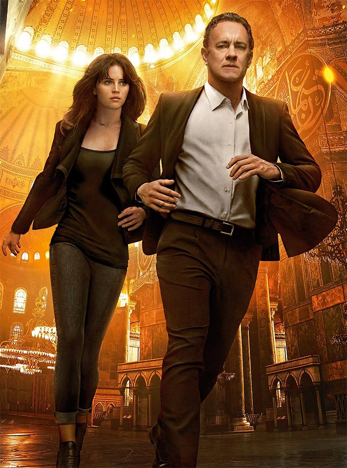 Inferno: Tom Hanks tenta impedir o apocalipse em comercial ...