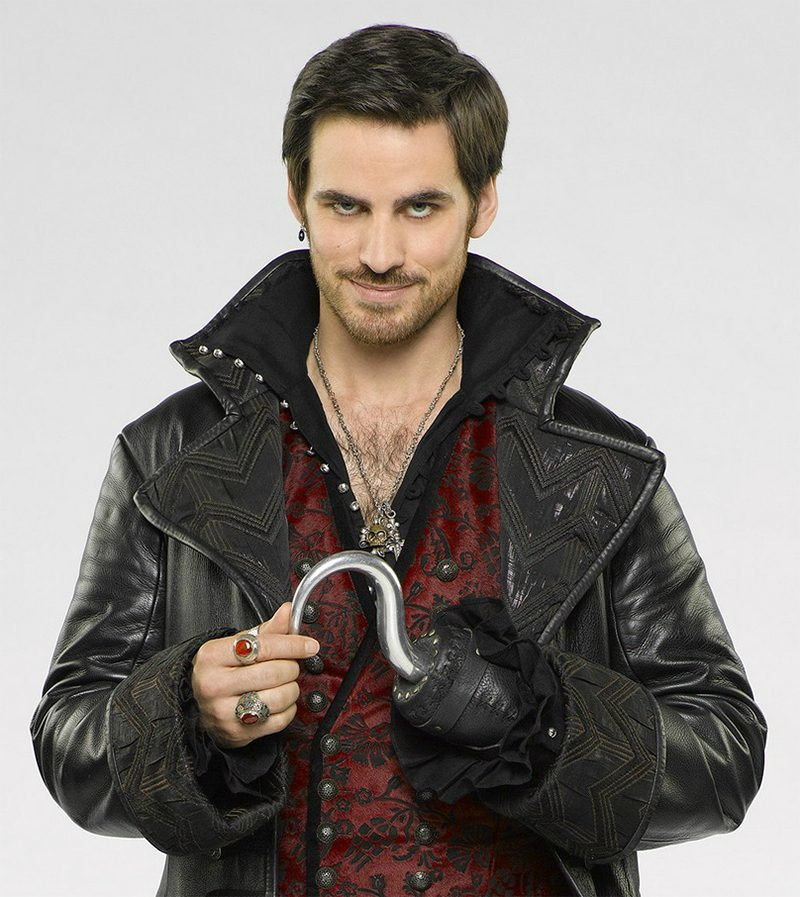 Once upon a time interview hook