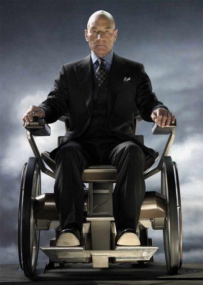 Patrick Stewart anuncia que Logan  será seu último filme como Professor Xavier