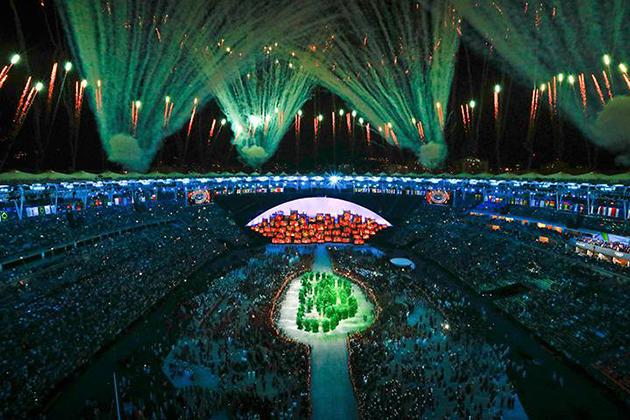 Com direção de Fernando Meirelles, abertura das Olimpíadas do ...