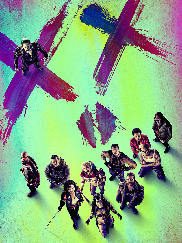 Esquadrão Suicida estreia em 1º lugar nos EUA, apesar das críticas ...