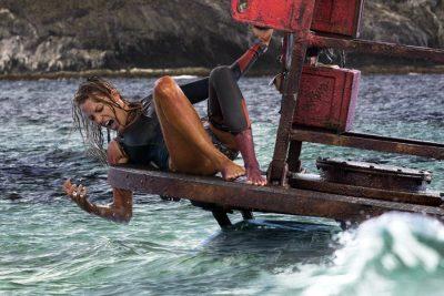 Crítica: Águas Rasas faz o espectador mergulhar na tensão