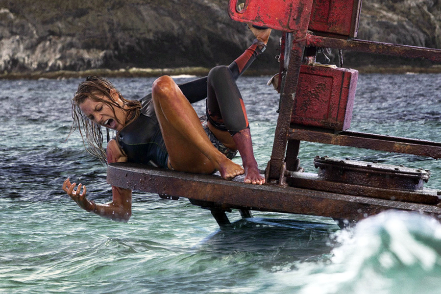 Crítica: Águas Rasas faz o espectador mergulhar na tensão - Pipoca ...
