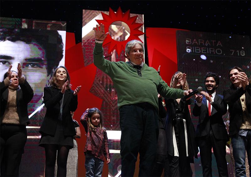 Domingos de Oliveira é o grande vencedor do Festival de Gramado ...