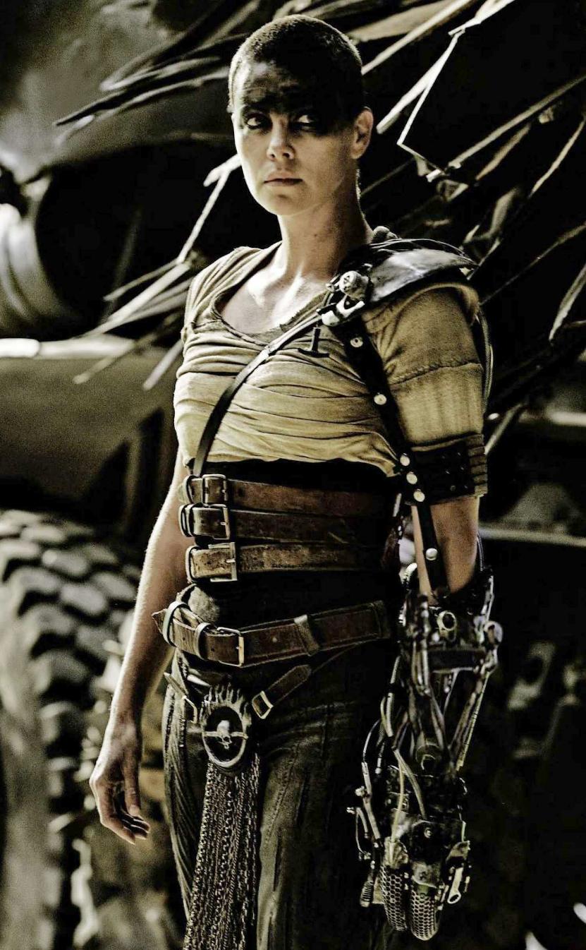 Pré- produção de prólogo de Mad Max, centrado em Furiosa, pode ...