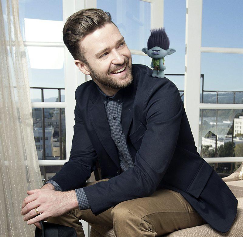 Animação Trolls ganhará continuação com mais músicas de Justin Timberlake