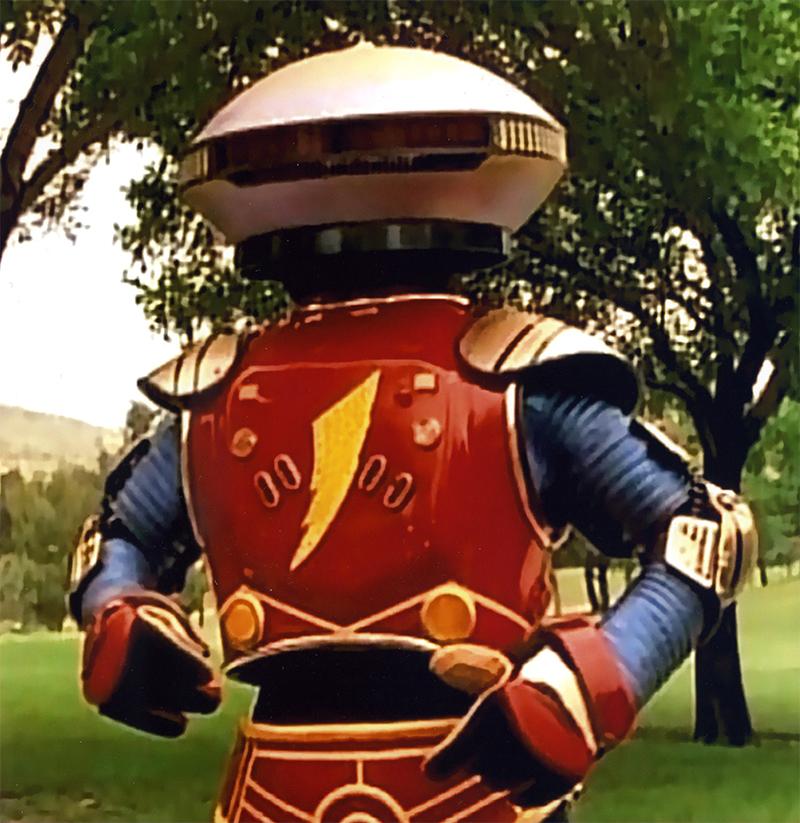 Power Rangers: Bill Hader será o robô Alpha 5 na versão de cinema