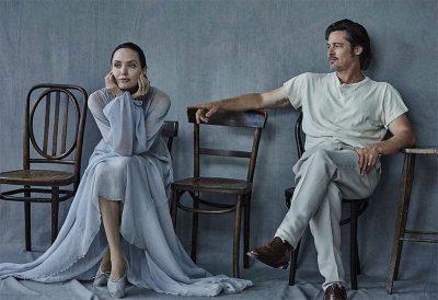 Angelina Jolie e Brad Pitt voltam a se falar com a proximidade do aniversário da filha Shiloh