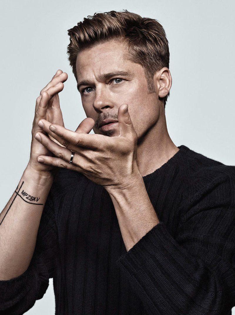 Fofoca: Brad Pitt teria que fazer terapia e testes de drogas para evitar problemas com a justiça