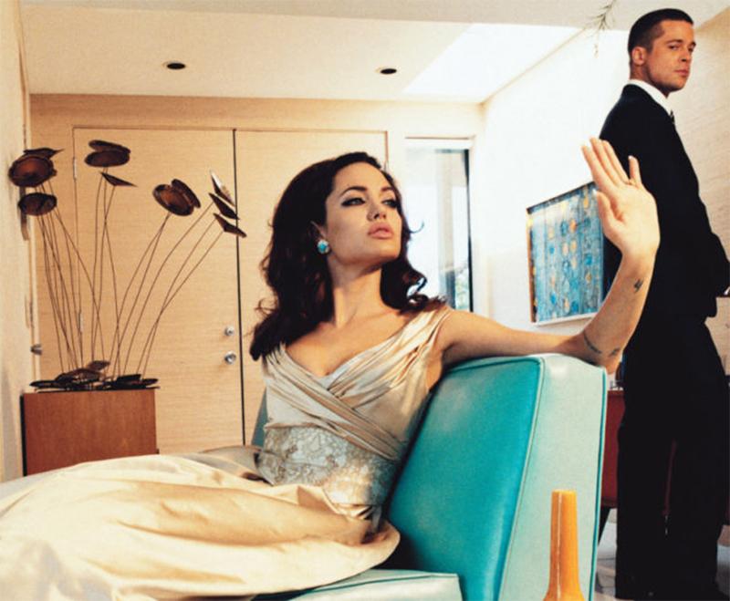 Brad Pitt foi pego de surpresa e divórcio de Angelina Jolie pode ...